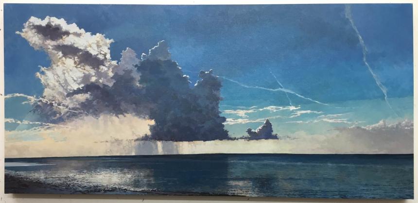 """""""Sunshot Clouds"""""""